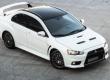 Mitsubishi попрощается с Lancer Evolution